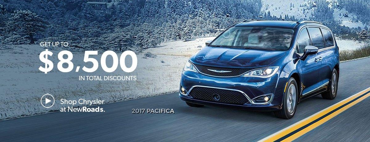 Chrysler Newmarket dealer specials