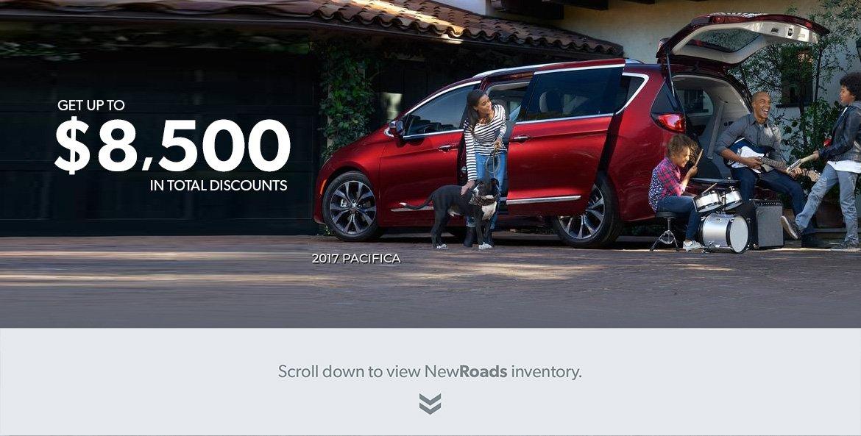 Chrysler sales specials newmarket
