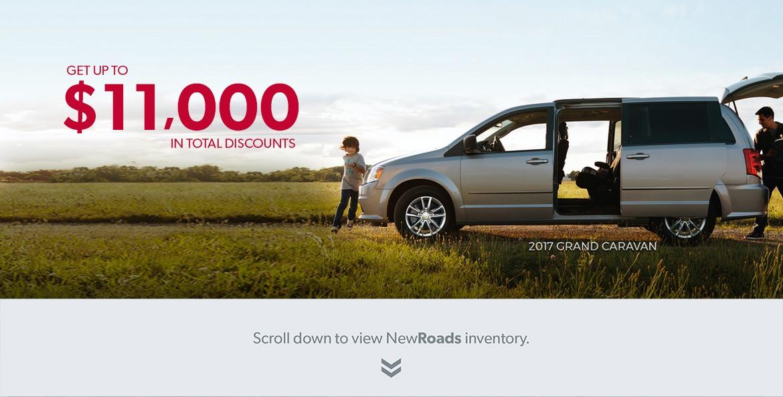 Dodge sales specials Newmarket