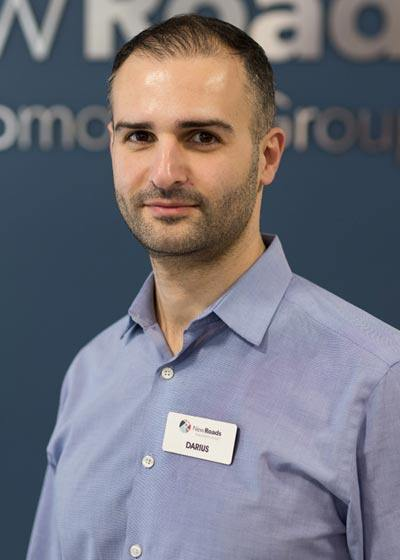 Dariush Zahedi
