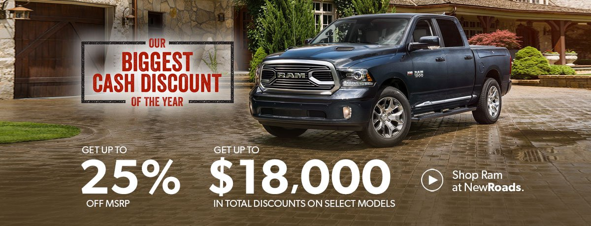 Ram truck for sale in Newmarket