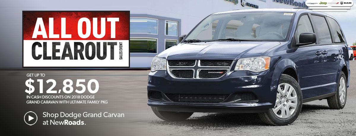 Dodge Caravan for sale in Newmarket