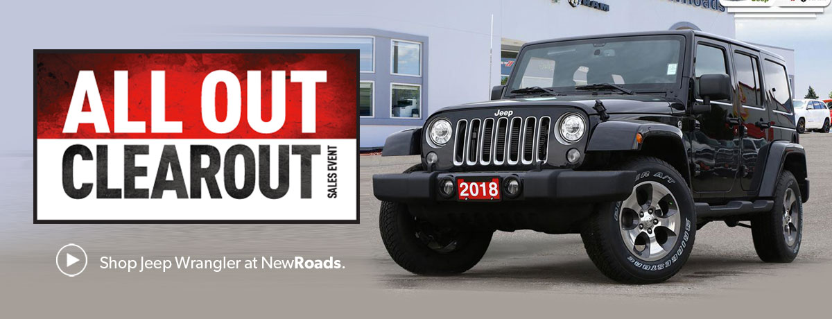 Jeeps for sale in Newmarket