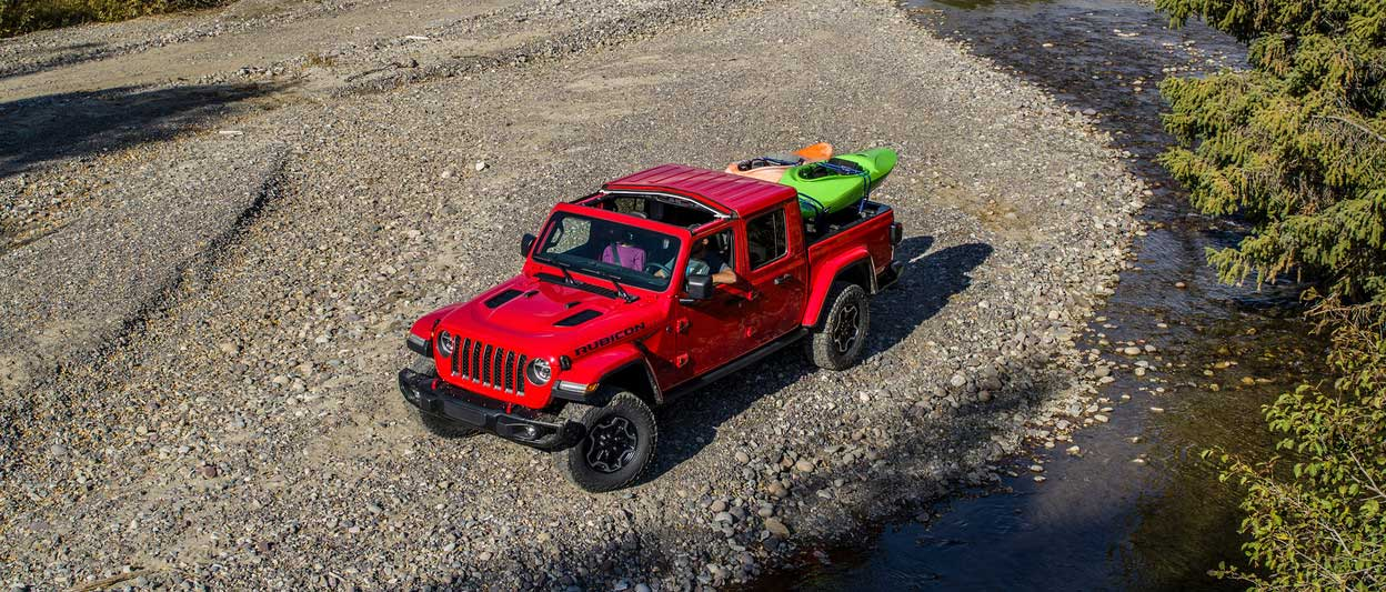 Jeep Gladiator for sale Newmarket Ontario