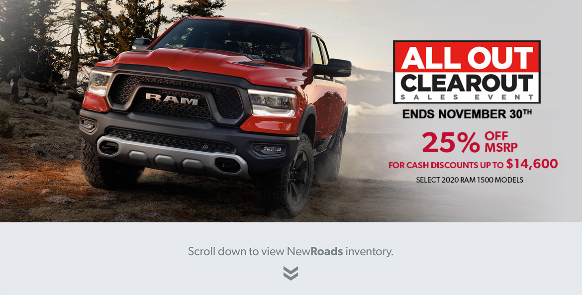 RAM Trucks for sale in Newmarket