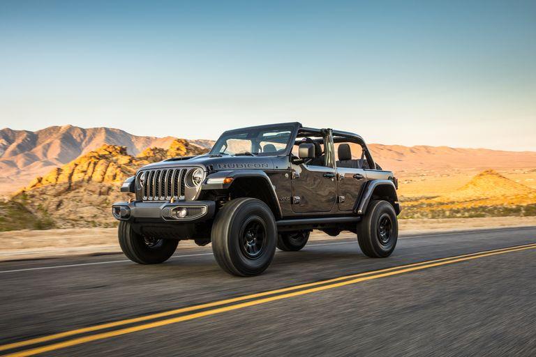 Jeep Rubicon 392