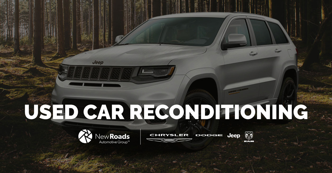 Used Car Reconditioning in Newmarket