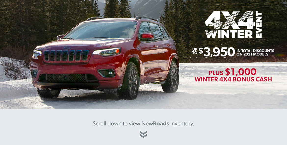 Jeep Cherokee in Newmarket