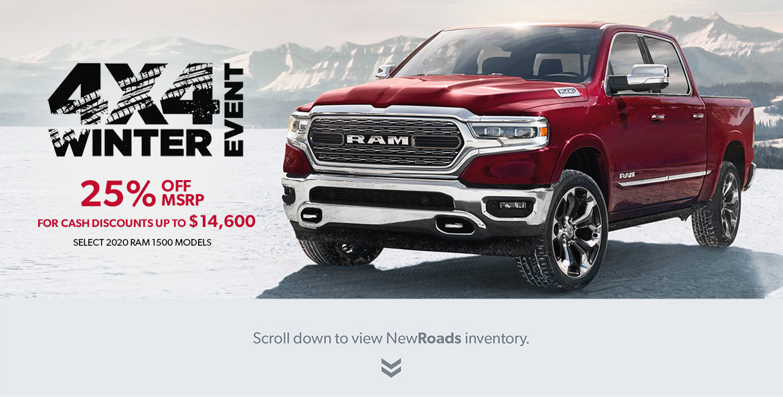 RAM Trucks for sale in Newmarket