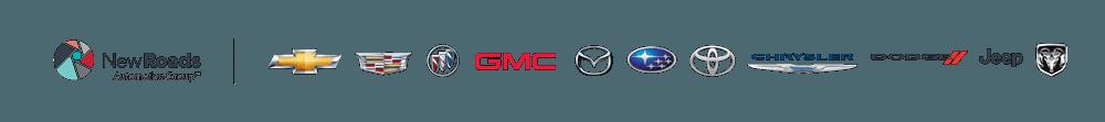 NewRoads Automotive Group logos